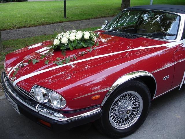 auta do ślubu