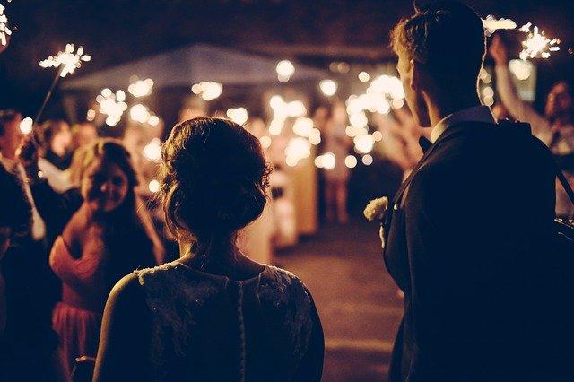 gadżety na weselu