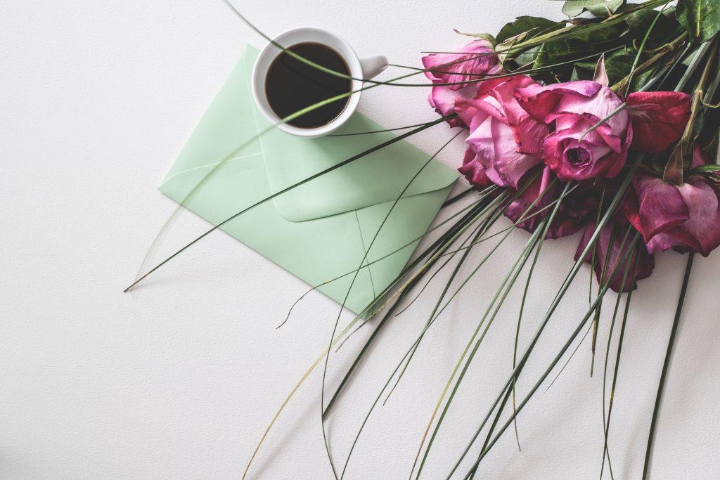 koperta z życzeniami na ślub