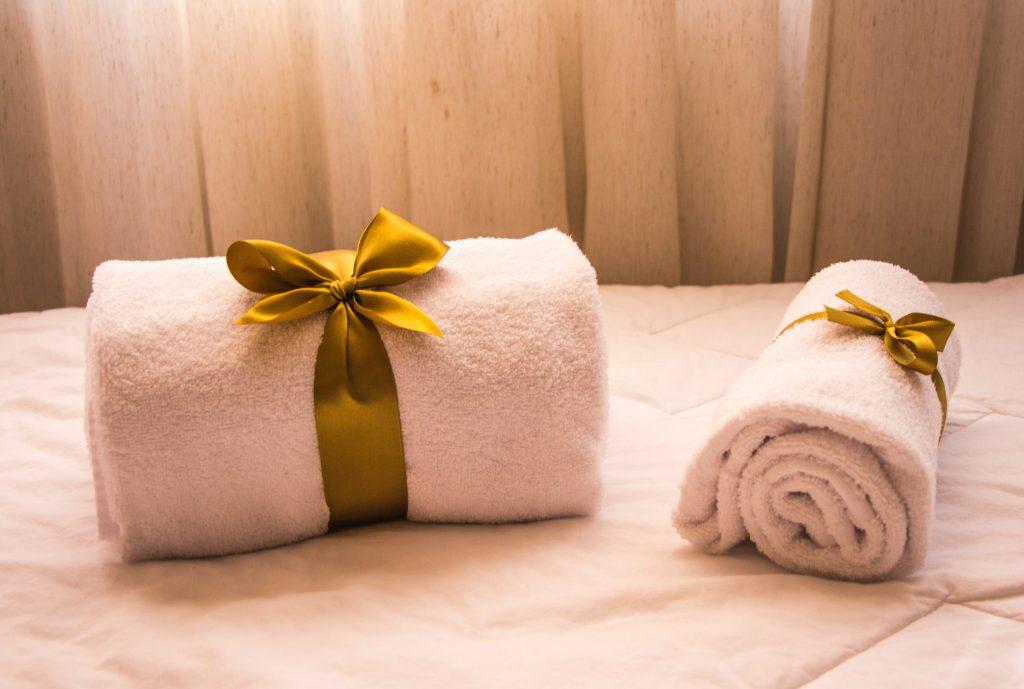 ręczniki prezent